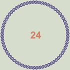 окантовка для печати 24